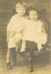 Claire & Jean Ellen Hudgens Cousins