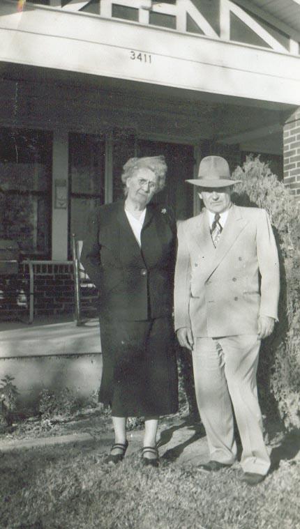 1960 Dean Doris Hudgens