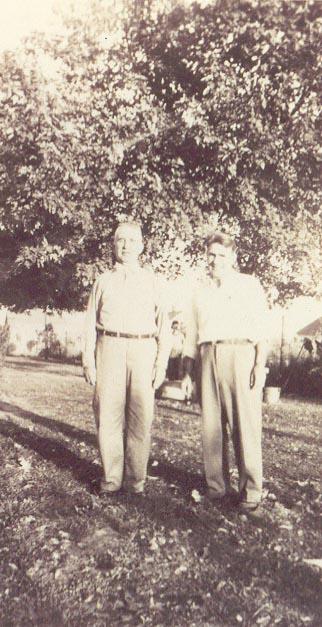 Dan & Dean Hudgens 1935