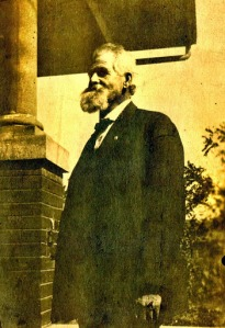 "William ""Bill"" Hudgens Shortly before his death"