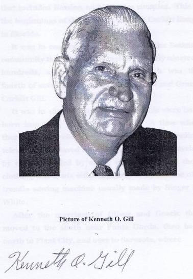 Kenneth Gill 2009